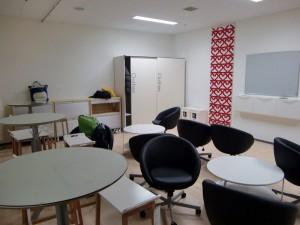お泊り会@IKEA 船橋店 男性更衣室