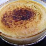 ティオグラトン熟のスフレケーキ、結構美味しかったです。