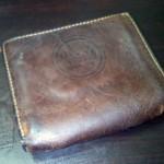 長年使用してきたLucky Strikeの財布