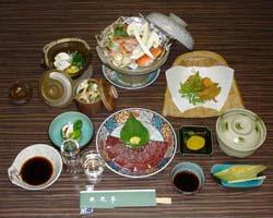 matsutake-gozen